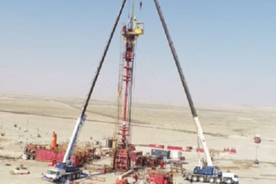 Repair works underway after Kuwait oil leak