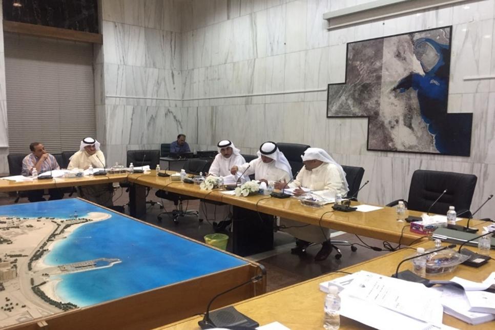 Kuwait picks 'backup location' for petrochem project