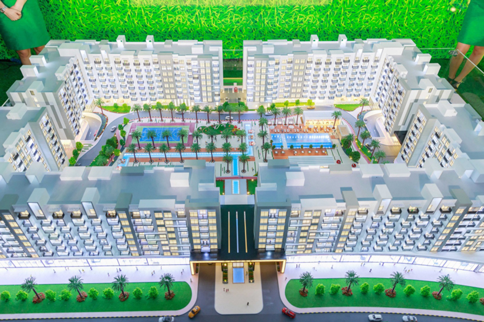 Danube eyes 'new home-buyers' with $149m Lawnz in Dubai