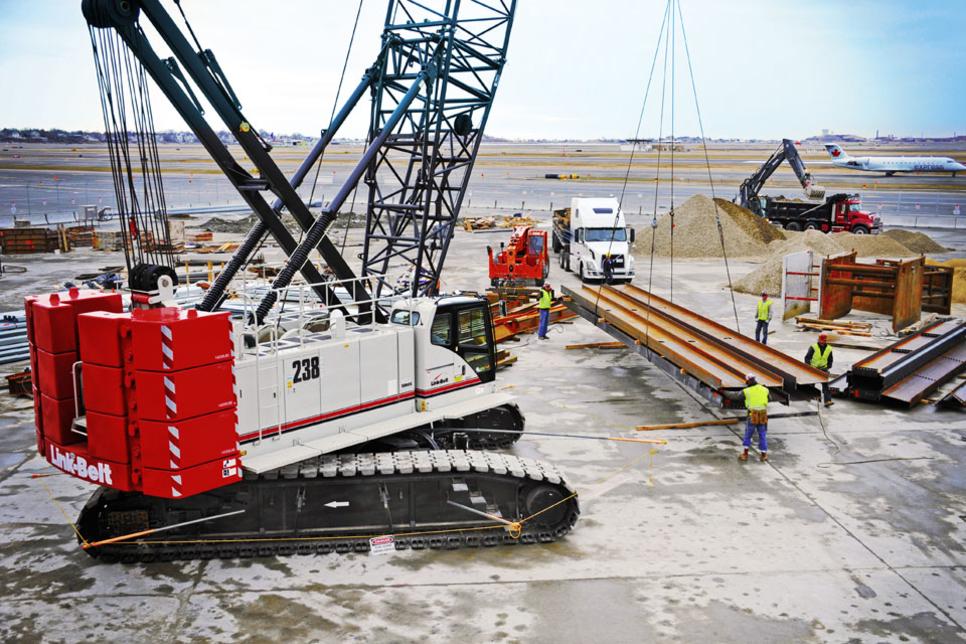 Link-Belt Cranes appoints distributor for Egypt