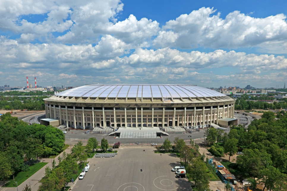 In Pictures: Construction facts about 2018 FIFA World Cup Russia stadiums