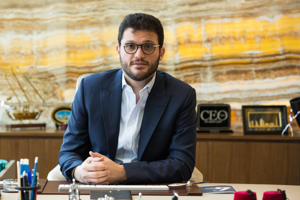 2019 CW Power 100: Talal Al Gaddah of Dubai's Mag LD at #41