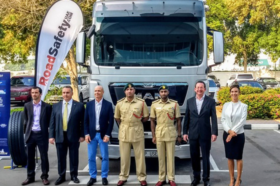 MAN Truck & Bus event calls for safer UAE roads
