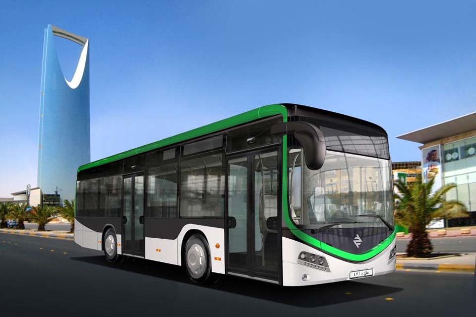 Saudi transport operator orders 242 MAN Lion's City buses for Riyadh