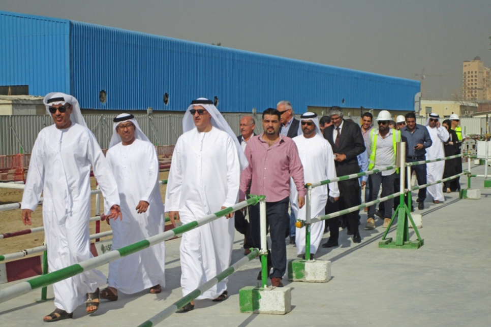 Dubai's MBR Library on track to complete in 2018