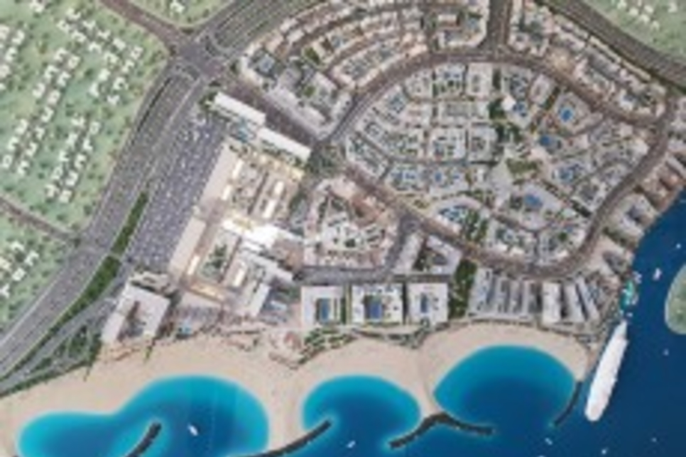 Eagle Hills to showcase Marassi Al Bahrain project in UAE