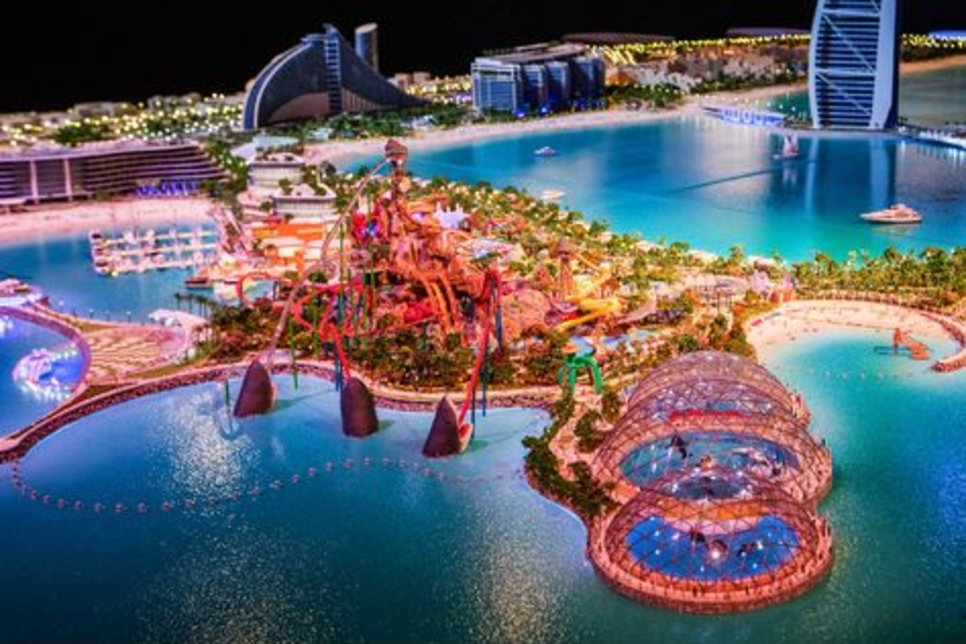 Dubai Holding launches $1.7bn island megaproject