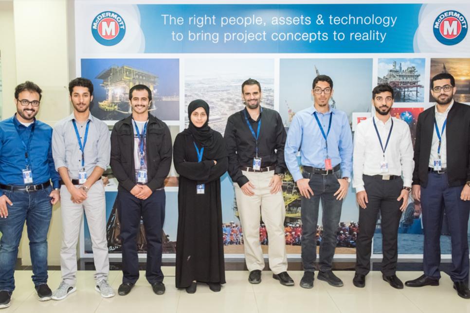 McDermott launches graduate scheme in Saudi Arabia