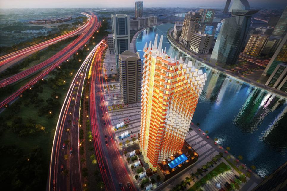 Phase 2 of Dubai's $109m Millennium Binghatti homes launched