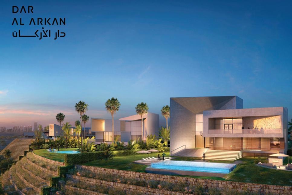 Dar Al Arkan launches Roberto Cavalli-designed project in Saudi