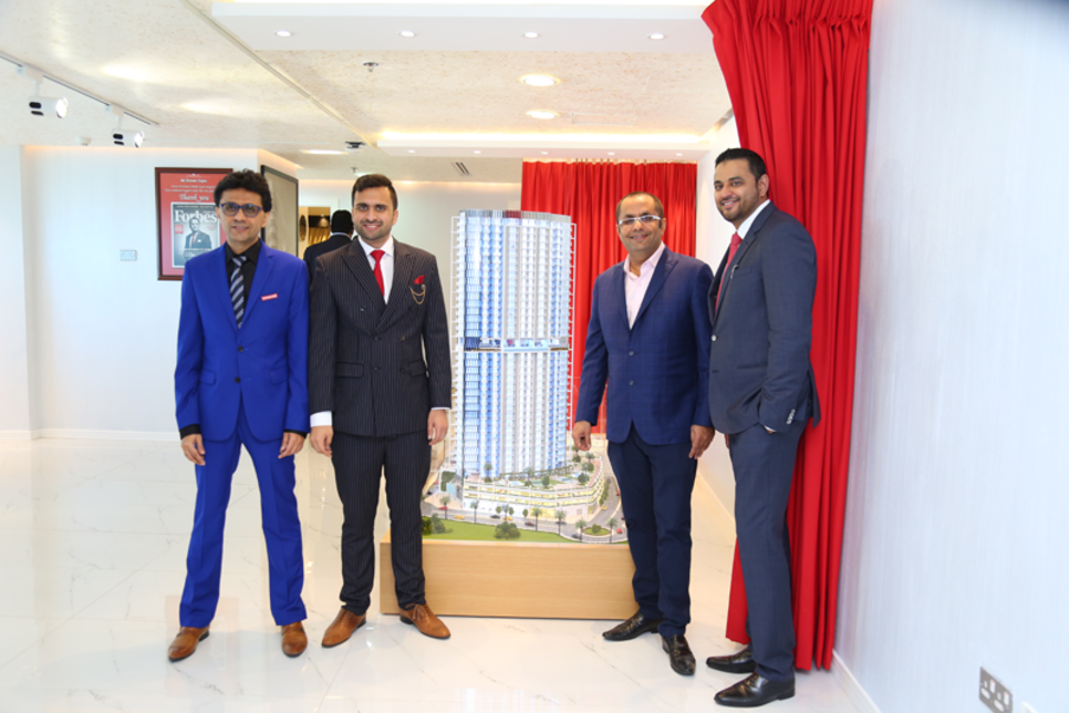 Danube unveils new $108m tower project in Dubai