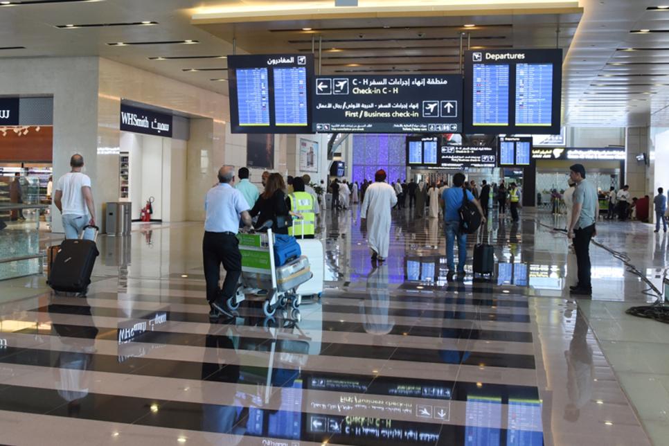 Oman's $4.4bn new Muscat International Airport welcomes first flight