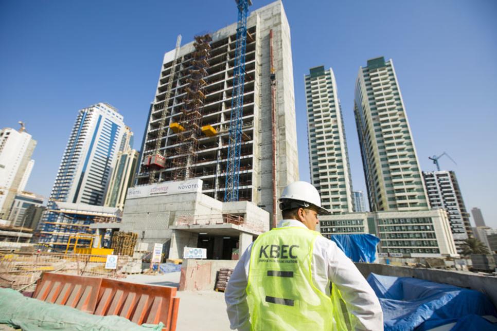 Video: Construction update of Novotel Sharjah Expo hotel