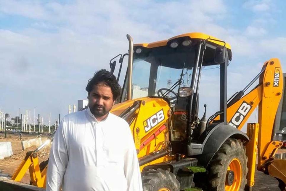 Telematics helps Saudi company recover stolen backhoe loaders