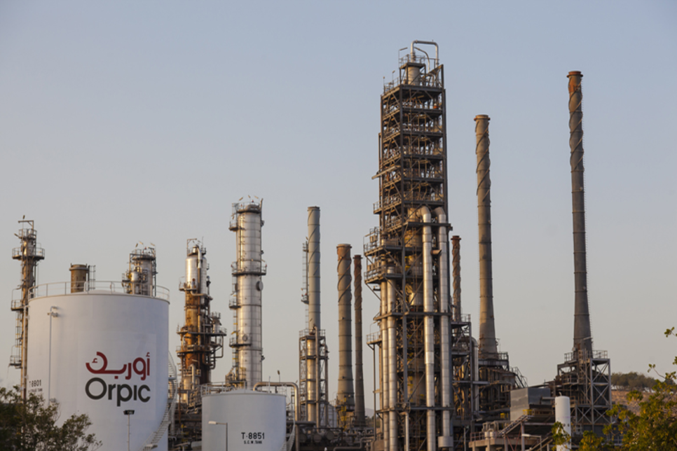 Orpic invites bids for flare gas recovery project