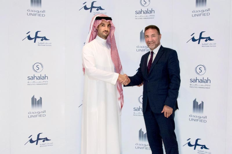 Joint venture forms new FM firm in Saudi Arabia