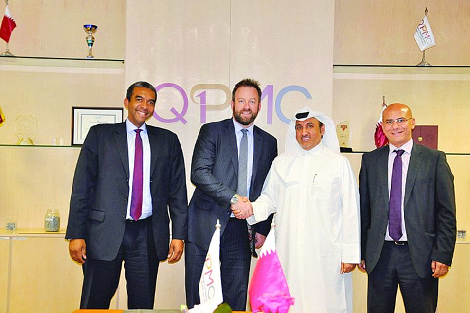 QPMC signs recycling agreement with British TRL
