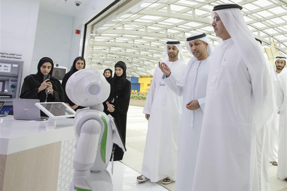 Dubai's DEWA opens AI, robotics happiness centre
