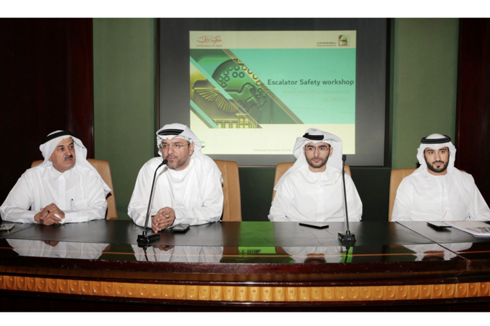 DM reiterates importance of compliance certificate for lifts and escalators