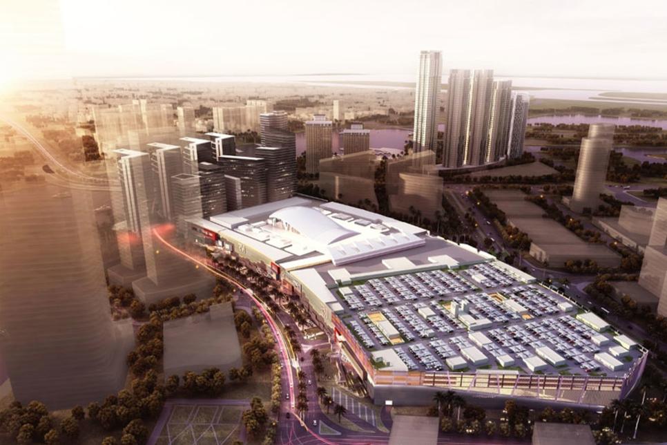 Foundation set for Abu Dhabi's $1.2bn Reem Mall
