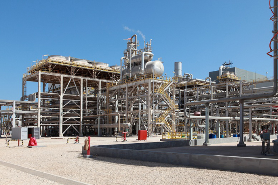 Oman Oil Company to break ground on two plant projects