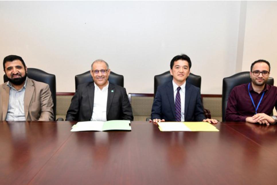 Saudi Aramco awards EPC contract to Japanese comms giant