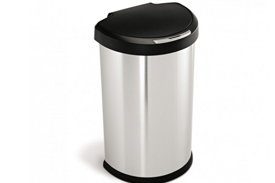 Simplehuman's product portfolio includes the Sensor Can, a motion sensor-fitted dustbin. [Image: simplehuman.com]