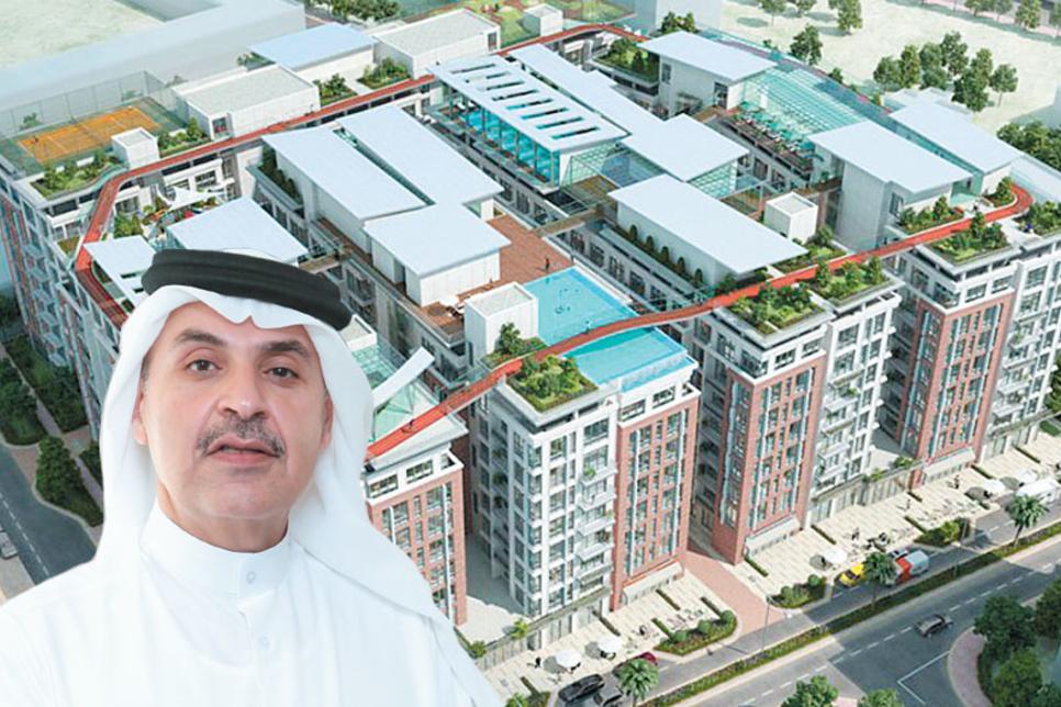Sharaka Holdings remains committed to Qatar's luxury segment