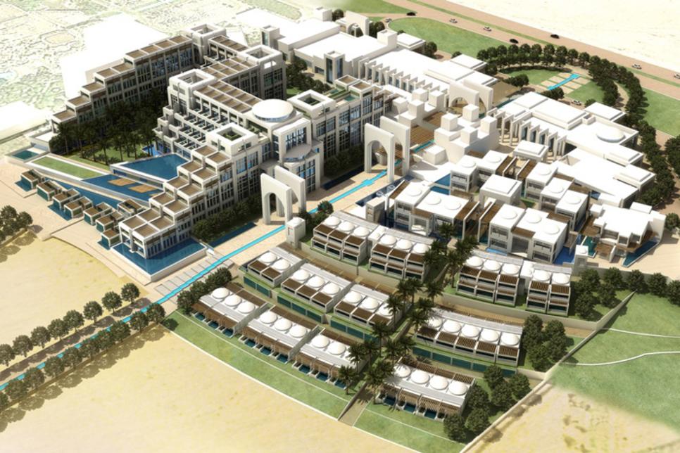 Oman's under-construction Shaza Salalah hotel to open in Q2 2018