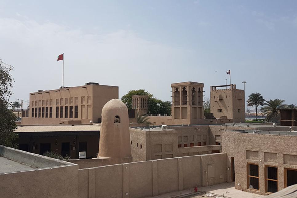 Acciona unit wins Dubai Municipality deal for Shindagha heritage works
