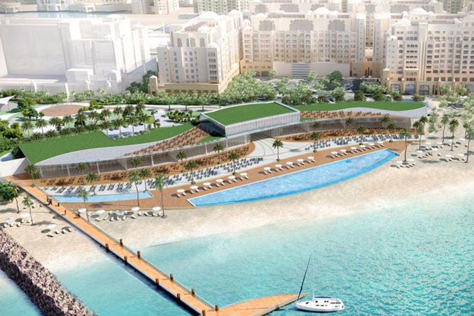 Ghantoot wins $22m contract to build Nakheel's St Regis club