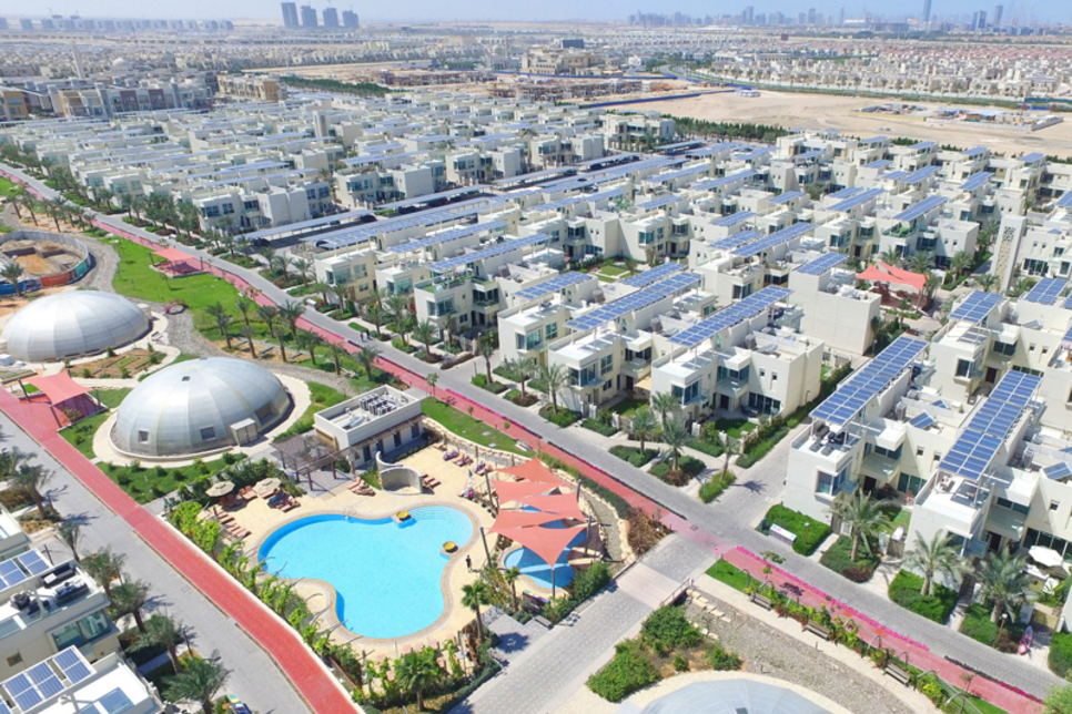 Dubai's Sustainable City introduces 'Aqueous Ozone' cleaning product