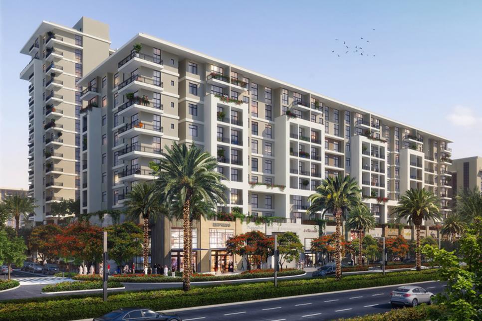 Nshama launches Rawda 2 apartments at Town Square Dubai