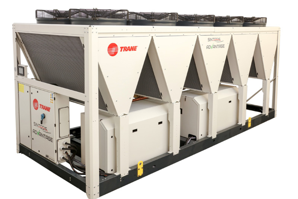 Trane adds to its Sintesis chiller and pump range