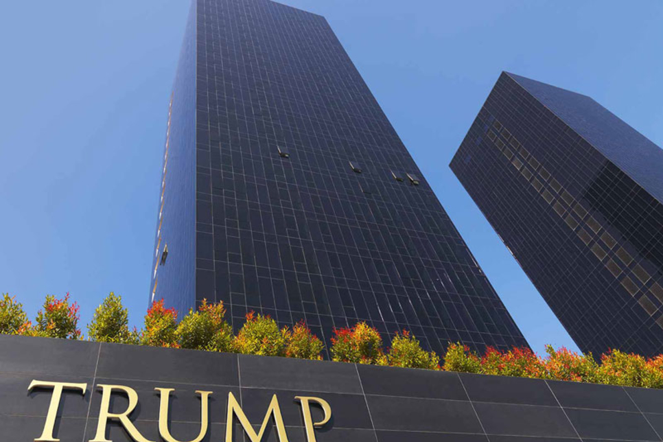Chief of Dubai's RP Group buys home in India's Trump Towers
