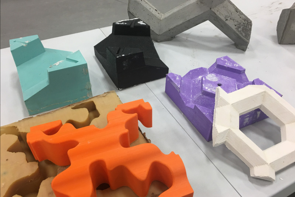 UAE's first 3D printing patent filed for construction moulds