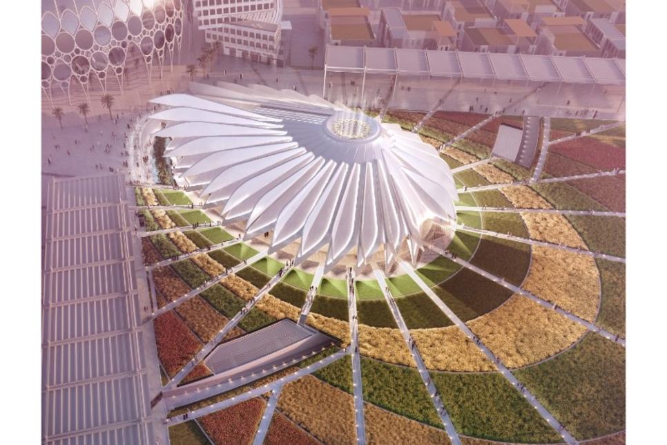 Ground breaks on UAE Pavilion at Expo 2020 Dubai