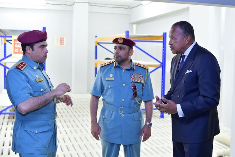 Official from US's NYPD commends UAE's fire safety efforts