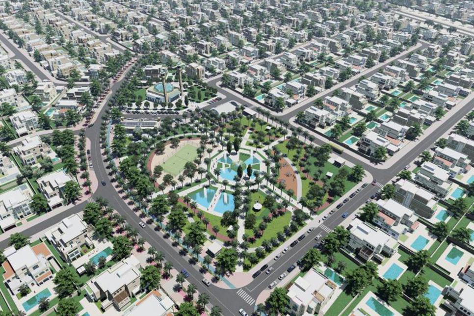 Dubai's Ruler approves 763ha citizens' housing development