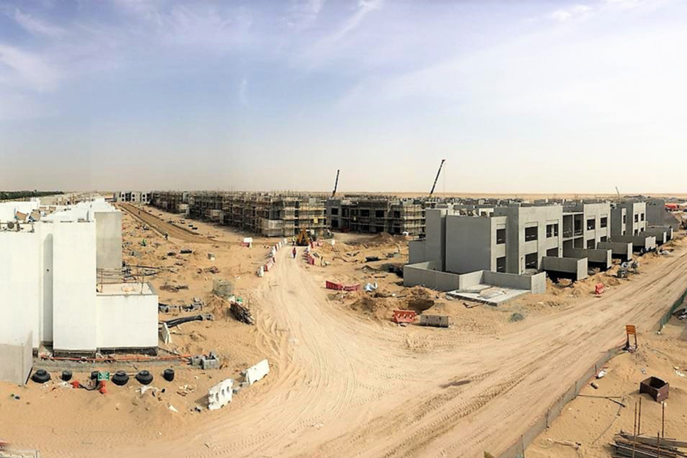 First phase of Emaar South project nearly 40% complete