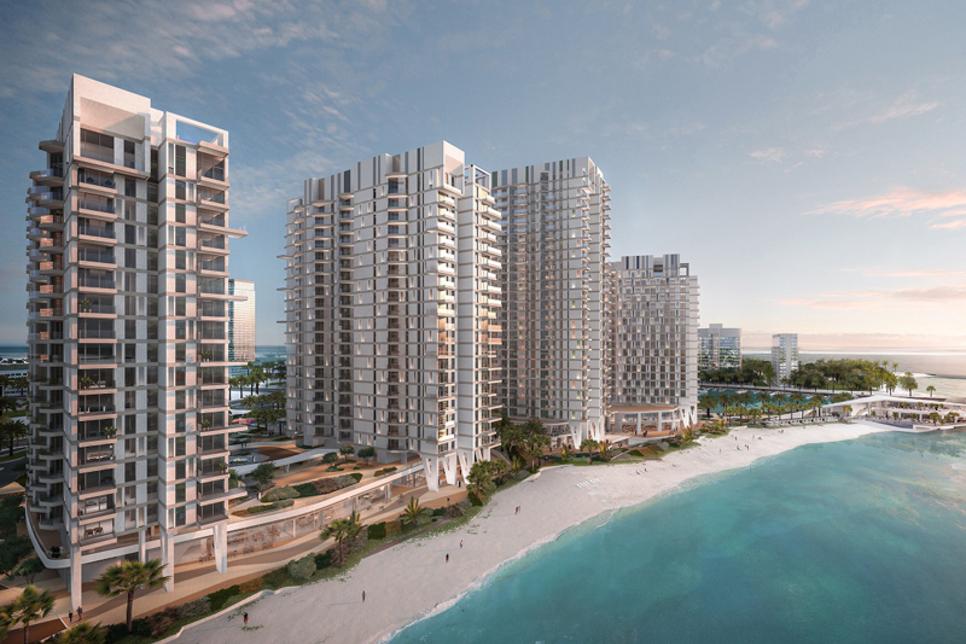 Rent in Abu Dhabi falling faster than Dubai