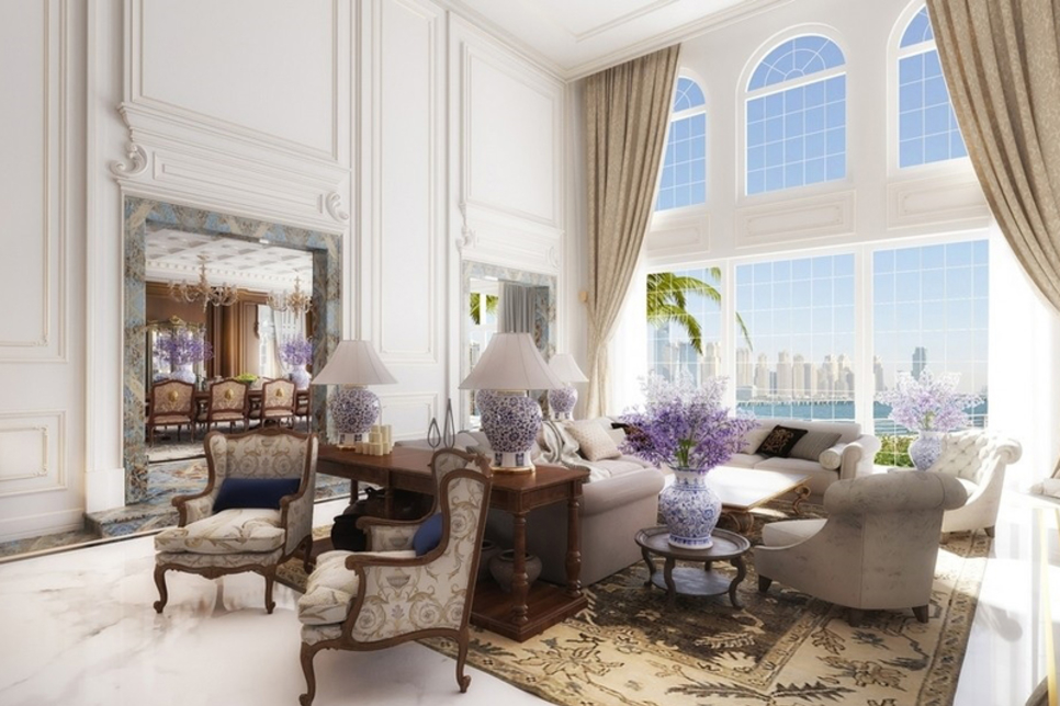 UAE: Bond wins $7m fit-out contract for Versace-inspired villas