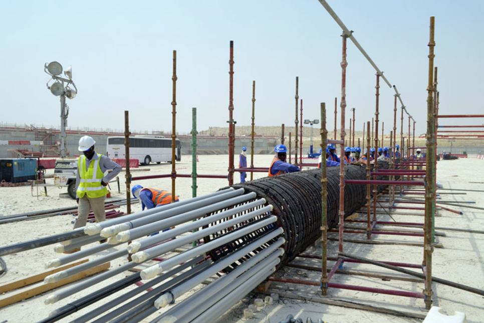 Qatar: Mid-sized construction projects targeted