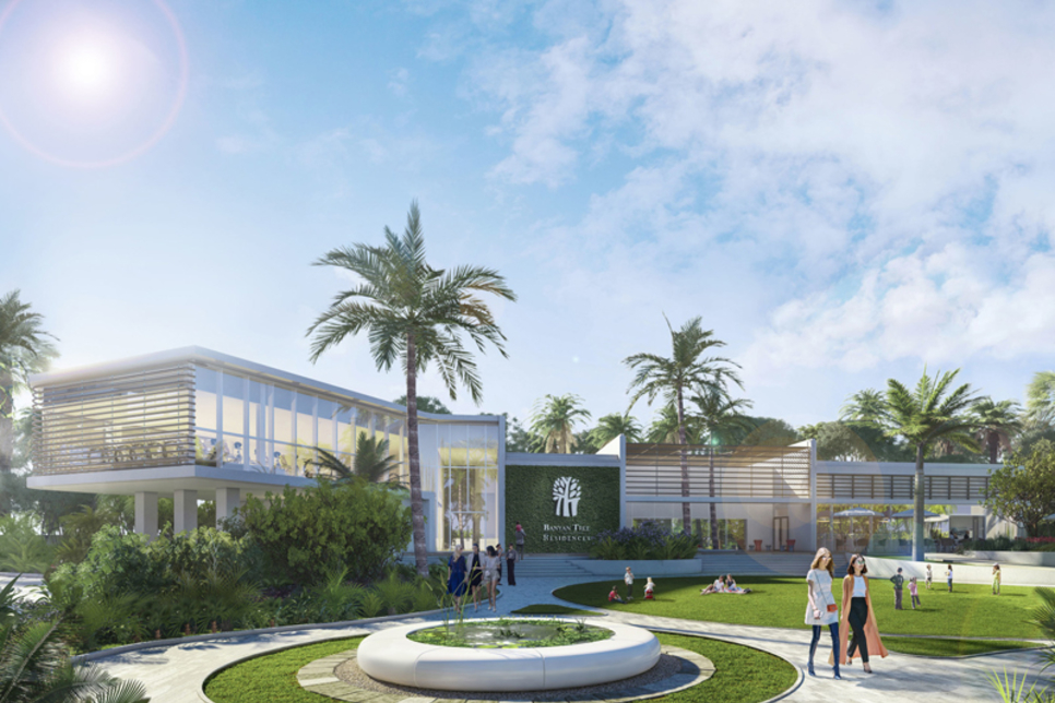 Dubai's Banyan Tree Residences to be delivered in Q3 2019