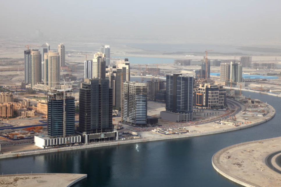 Weak demand continues in Dubai's office market