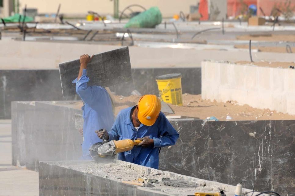 Contractor lauds improvement in UAE worker conditions