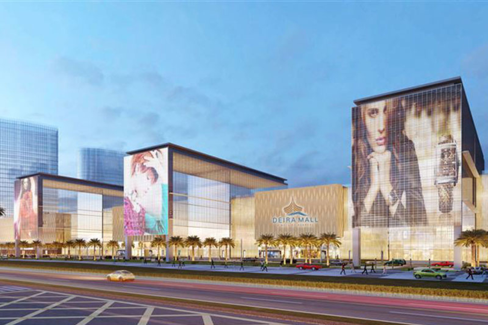 Construction of Nakheel's $1.6bn Deira Mall to complete in 2021