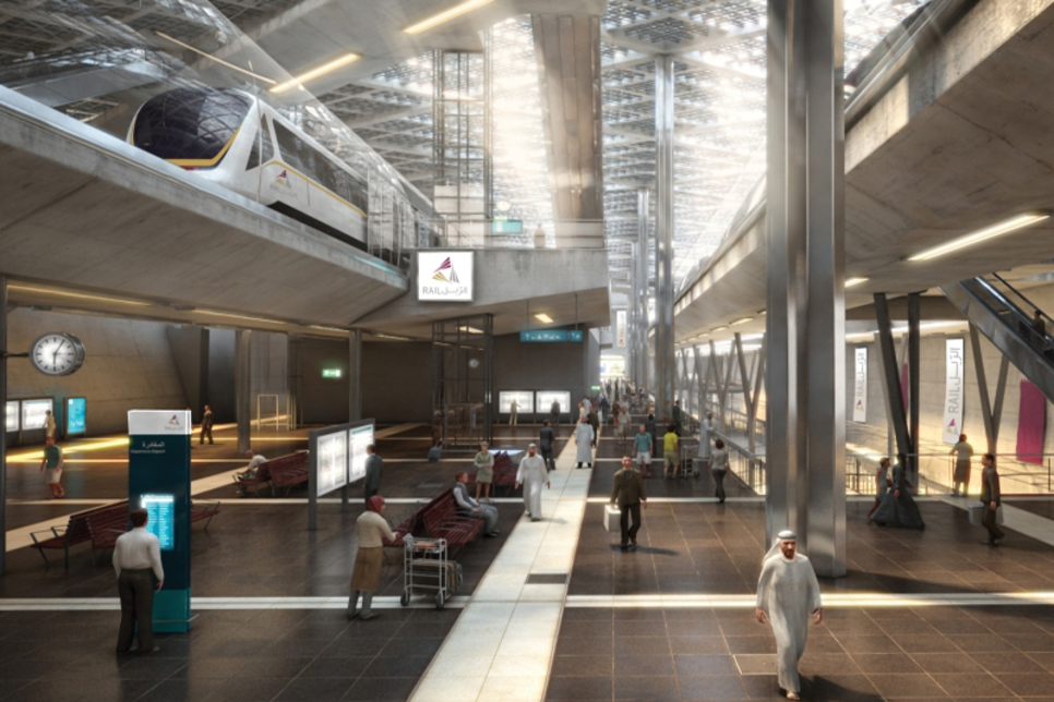 Anel Mepa wins $66m Doha metro project deal