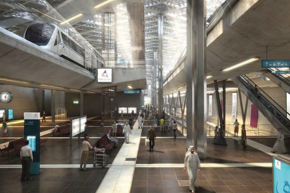 Qatar Rail sets ambitious 2017 Doha Metro goals
