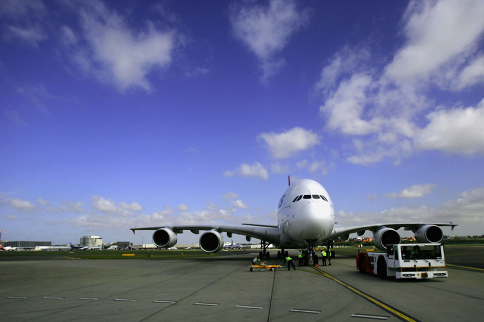 Gulf's aviation construction projects valued at $49bn